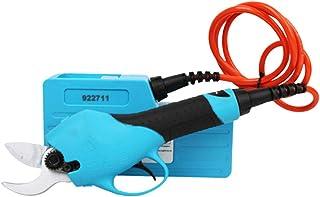 Nuevas tijeras de podar eléctricas profesionales,cortador de ramas automático portátil de 30 mm,cortador de ramas,batería de litio recargable,funcionamiento estable durante 10 horas(3 cm/trasero)