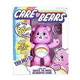 Care Bears 22051 Desbloquea Las Figuras interactivas de Magia - Oso de alegría 4+, 3