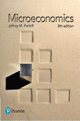 Microeconomics (The Pearson Series in Economics)