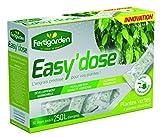 Engrais Easy'dose Plantes vertes et Plantes d'intérieur - BUIS - CONIFERES - Plantes vertes d'extérieur - 50 sachets monodoses hydrosolubles