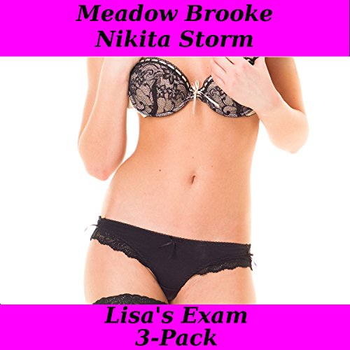 Lisa's Exam 3-Pack audiobook cover art