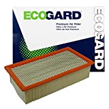 ECOGARD XA5446 Premium Engine Air Filter Fits Ford F-250 Super Duty 7.3L DIESEL 2000-2003, F-350 Super Duty 7.3L DIESEL 2000-2003, Excursion 7.3L DIESEL 2000-2003