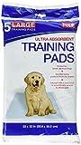 Momentum Brands Pet Training Pads Leak Free - 5 Large Pads