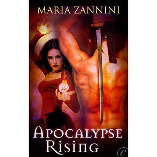 Apocalypse Rising audiobook cover art