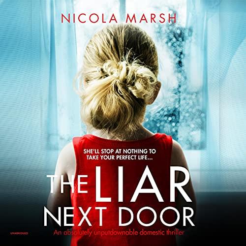 The Liar Next Door cover art