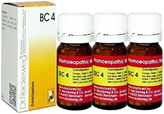 Dr.Reckeweg Germany Biochemic Combination Tablet Bc 04 Pack of 3