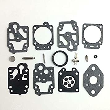 Kit carburatore-Kit di ricostruzione per riparazione carburatore carburatore Adatto a kit-K20-WYL per serie GX22 GX31 Walbro WYL