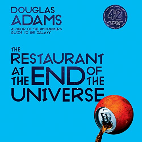 Couverture de The Restaurant at the End of the Universe