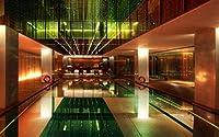 大人のためのダイヤモンド塗装キットホテルのロビー5Dフルドリルクロスステッチ塗装キット家庭用、オフィス装飾用 30x40cm