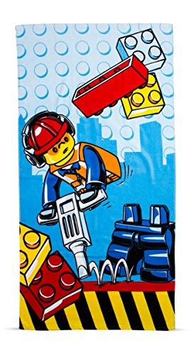 LEGO City Toalla de la construcción