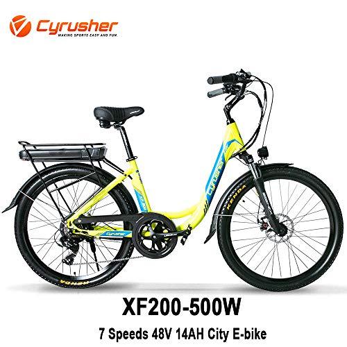 Cyrusher XF660 Electric Bike 500W