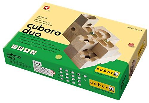 Cuboro 112 - cuboro dúo, 24 partes [importado de Alemania]