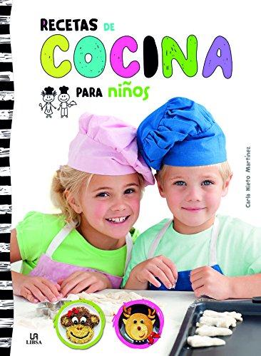 Recetas De Cocina para Niños (Actividades para Niños)