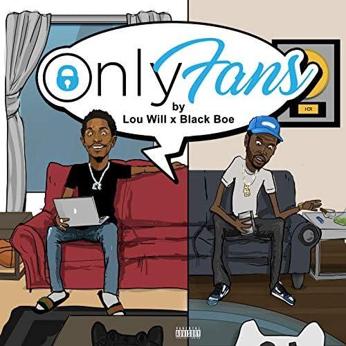 LOU WILL & Black Boe