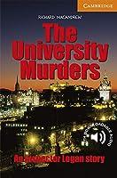 The University Murders Level 4 (Cambridge English Readers)