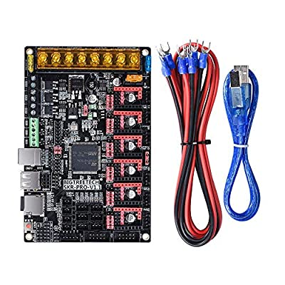 KINGPRINT SKR Pro v1.1 32-bit High Frequency 3D Printer Control Card Support TMC5160 TMC2208 TMC2130 TFT28 TFT32 TFT35 etc.