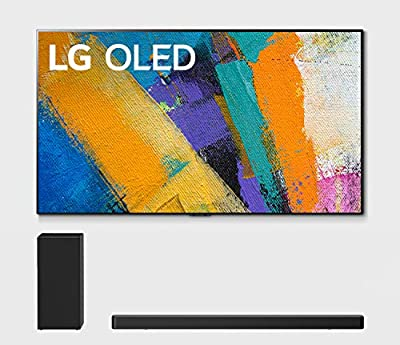 LG GXP Series TV with SN6Y Soundbar from LG