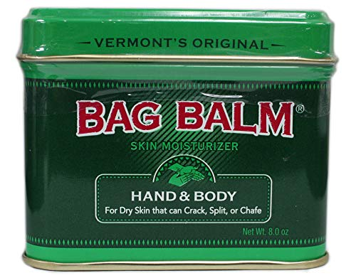 Bag Balm Vermonts Original Moisturizing And Softening Ointment 8 Ounce 2 Pack