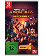 Minecraft Dungeons – Hero Edition [Nintendo - Switch]