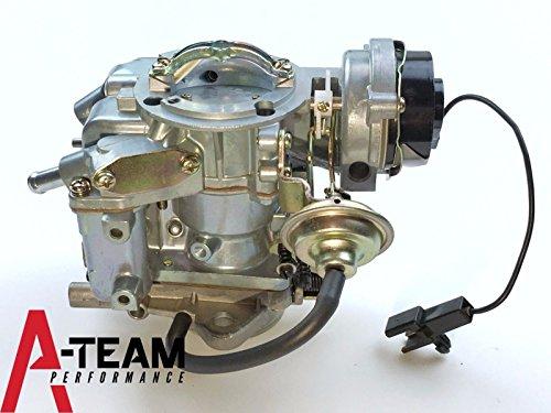 A-Team Performance CARBURETOR 162 CARTER COMPATIBLE WITH FORD 250 300 YFA E250 F250 1 BARREL ELECTRIC CHOKE