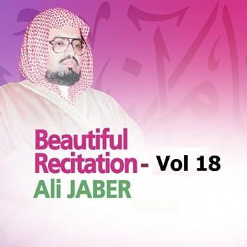 Beautiful Recitation, Vol. 18 (Quran - Coran - Islam)