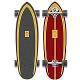 YOW J-Bay 33' Power Surfing Series Surfskate Skateboard, Adultos Unisex, Multicolor (Multicolor),...