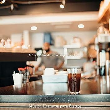 Música RefinadaEstilo Propio para Cafés