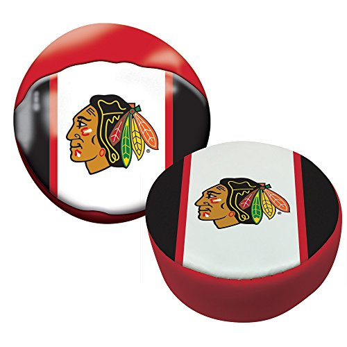 Franklin Sports NHL Chicago Blackhawks Soft Sport Ball & Puck Set
