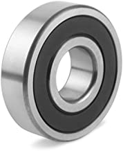 (2 Pack) 6901 Ceramic Bearing | 6901-2RS 12x24x6mm Ball Bearing | 61901 Ball Bearing