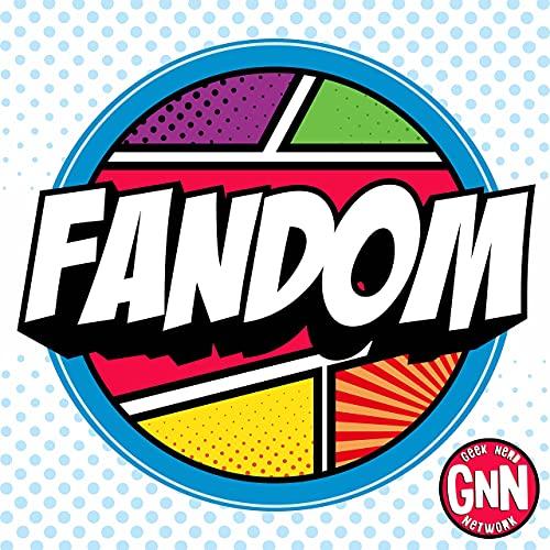 Fandom Podcast By Branden Ushio Nik English Tayler Iversen cover art