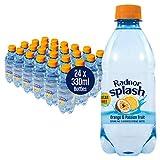 Radnor Splash Naranja espumoso y fruta de la pasión 330ml