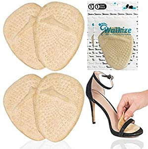 💚 LIFETIME SATISFACTION GUARANTEE – If this product does not relieve your ball of foot pain simply let us know and we will refund you in full! No Questions Asked. We stand behind our product and we know that it will help you. 💚 LOOK GOOD FEEL GOOD – ...