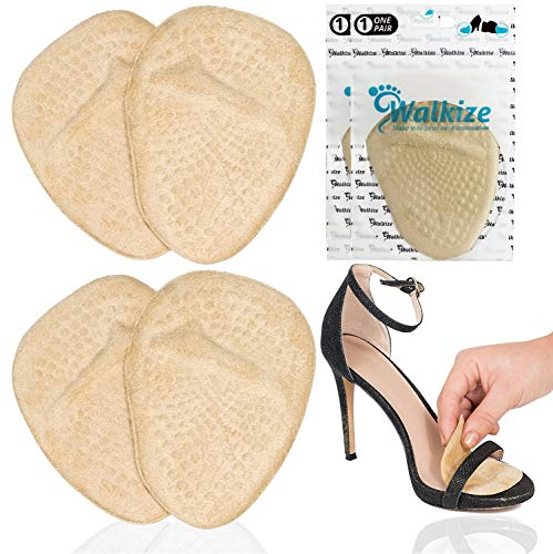 Metatarsal Pads | Metatarsal Pads for Women | Ball of Foot Cushions (2...