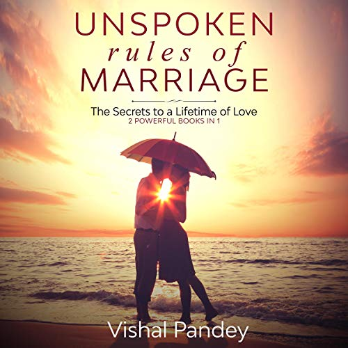 Unspoken Rules of Marriage audiobook cover art