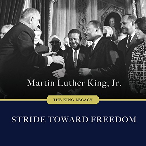 Stride Toward Freedom: The Montgomery Story cover art