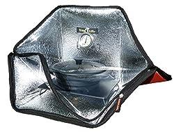 powerful Sunflare Solar Portable Mini Oven