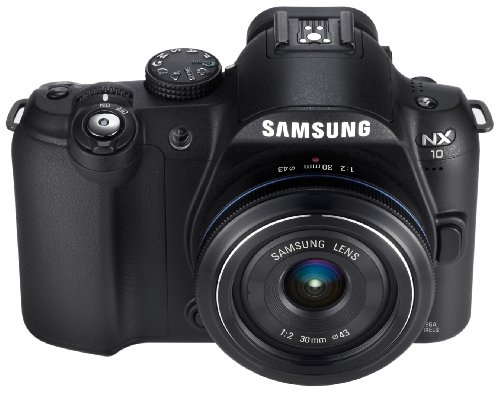 Samsung NX10 fotocamera digitale