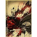 Japanische Anime One Punch Man Poster Und Drucke Kunst