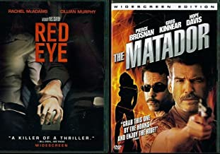 Red Eye & The Matador- 2 Seperate DVDs in Set
