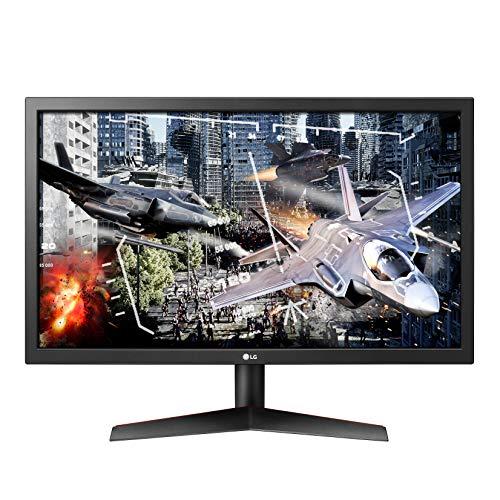 LG UltraGear 24GL600F-B 24 Inch Full HD Gaming ...