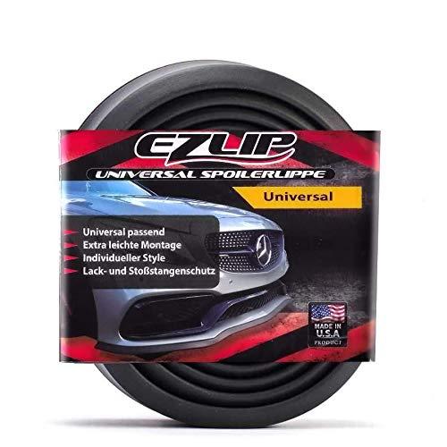 EZ-Lip 001 Classic Original Universal Tuning Frontspoiler Lippe Spoilerlippe Splitter 3M JDM Schutz zum kleben
