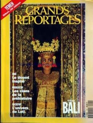 GRANDS REPORTAGES [No 120] du 01/01/1992