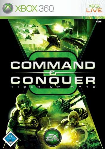 Electronic Arts  Command & Conquer 3 Tiberium Wars Xbox 360