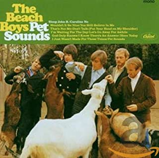 Pet Sounds (Mono Version) by BEACH BOYS (B0000259CP) | Amazon price tracker / tracking, Amazon price history charts, Amazon price watches, Amazon price drop alerts