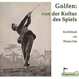 Golfen: Von der Kultur des Spiels Titelbild