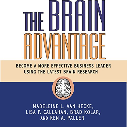 The Brain Advantage audiobook cover art