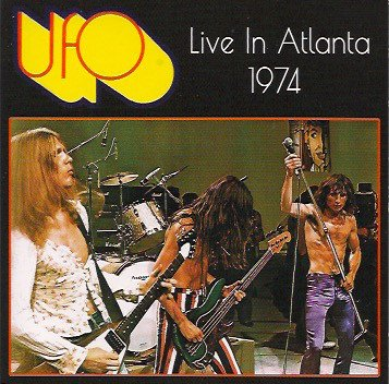 UFO - Live In Atlanta 1974