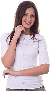 b541e730c6 Moda - FicaLinda - Camisas e Blusas   Roupas na Amazon.com.br