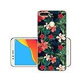 I am alone Coque de téléphone compatible avec Huawei Honor 7A Pro 7C ShotX 7i 7X Sacs Mode Couleur...