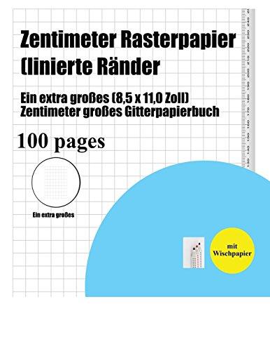 GER-ZENTIMETER RASTERPAPIER (L